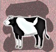 Vaca chara