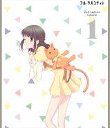 Season 2 2019 Anime DVD - Vol 1