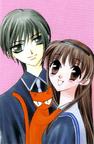 Yuki, Kyo (Cat) and Tohru