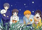 Yuki, Tohru, Kyo & Kagura