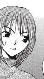 Tohru's Female Cousin-Manga