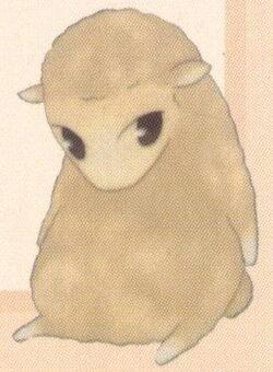 Hiro as a Sheep