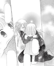 Kyoko apologizes to tohru