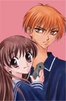 Tohru, Yuki (Rat) and Kyo