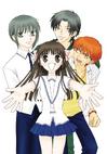 Yuki, Tohru, Shigure & Kyo