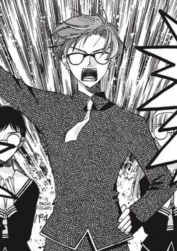 Makoto Takei-Manga