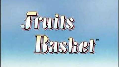 Fruits Basket Opening Song Japanese Version
