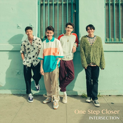One Step Closer CD Cover