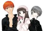 Kyo, Tohru & Yuki (1)