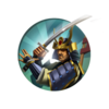 Icon Samurai