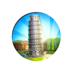 File:Icon Leaning Tower of Pisa.png