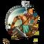 Icon Mohawk Warrior