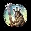 Icon Maori Warrior