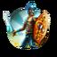 Icon Pictish Warrior