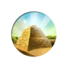 Icon Mud Pyramid Mosque