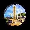 Icon Stele