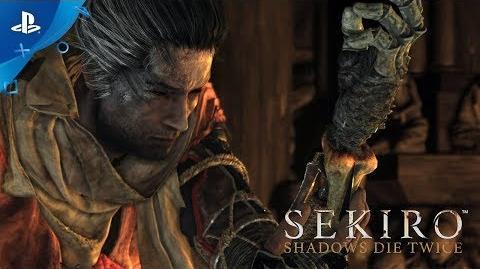 Sekiro Shadows Die Twice - Reveal Trailer PS4