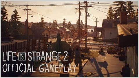 Life is Strange 2 - Vidéo officielle de gameplay (Seattle)