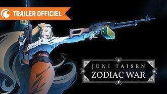 Juni Taisen - TRAILER OFFICIEL Crunchyroll