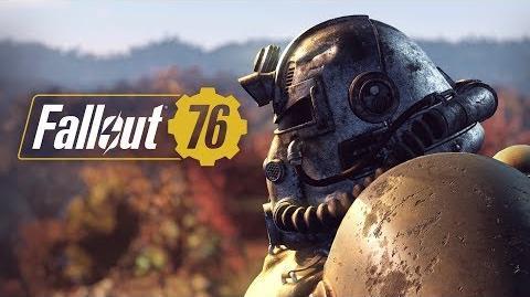 Fallout 76 – E3 Bande-annonce officielle