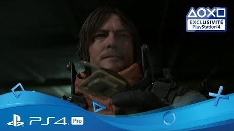 Death Stranding - Trailer PlayStationE3 2018 Exclu PS4