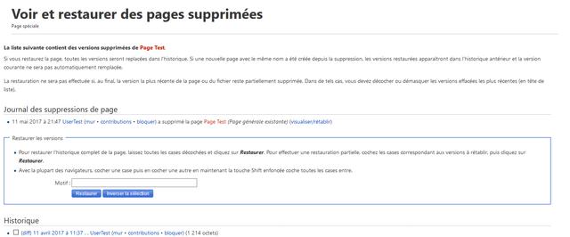 Fichier:Écran de restauration de page.png