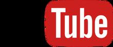 YouTube clipart logo