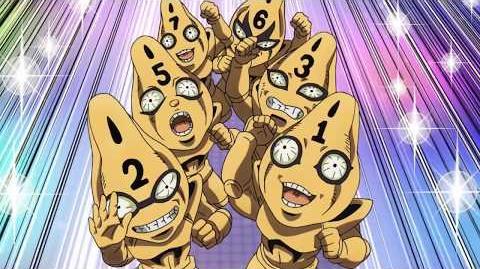 TVアニメ「ジョジョの奇妙な冒険 黄金の風」キャラクターPV:グイード・ミスタ