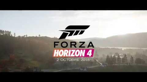 Forza Horizon 4 arrive sur Xbox One XboxE3
