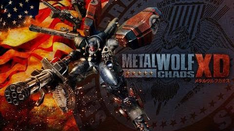 Metal Wolf Chaos XD - Teaser Trailer