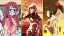 FR Girl Power Anime Hero