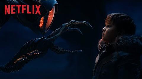 Perdus dans l'espace Bande-annonce officielle HD Netflix