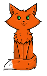 Little fox by happyjay-db8nzks