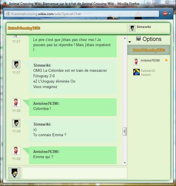 Rendu Personnalisation Chat