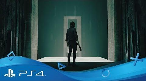 Control - Trailer d'annonce PlayStationE3 2018 2019 PS4