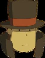 Layton Angry