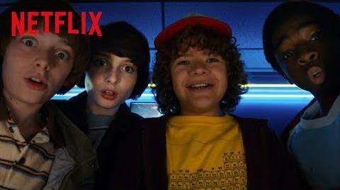 "Stranger Things Saison 2 - Bande-annonce ""Thriller"" Comic Con - Netflix HD"
