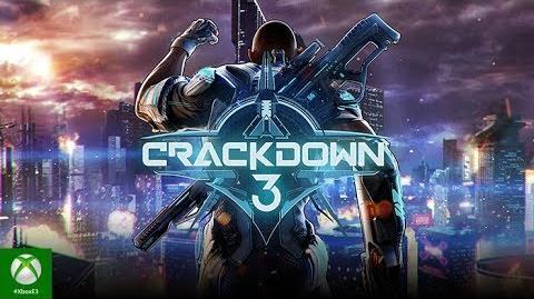 Crackdown 3 sur Xbox One - 4K Trailer E3 2017