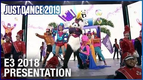 Just Dance 2019 E3 2018 Conference Presentation Ubisoft NA