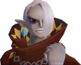 Ghirahim en colère