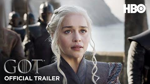 Game of Thrones Season 7 Official Trailer (HBO)