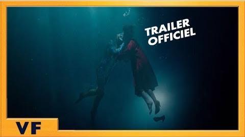 La Forme de l'Eau - The Shape of Water Bande Annonce 1 Officielle VF HD 2018