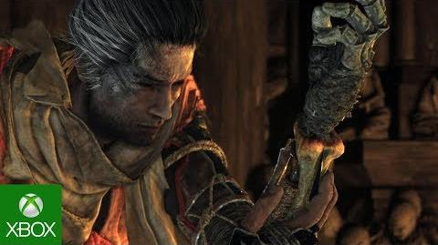 Sekiro Shadows Die Twice - Reveal Trailer