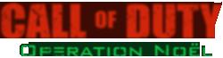 Logo Noël COD