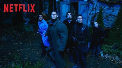 Umbrella Academy Bande-annonce officielle HD Netflix
