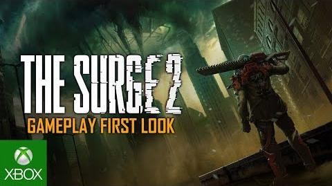 Gamescom 2018 The Surge 2 - Gameplay First Look