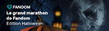 Entête Grand marathon Halloween 2020