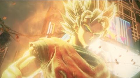 JUMP FORCE - E3 Announcement Trailer XB1, PS4, PC