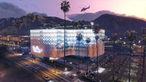 Le Diamond Casino & Hotel - GTA Online (image promotionnelle)