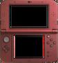 Cadre 3DS rouge